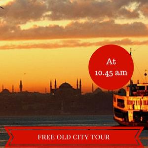 free istanbul tour