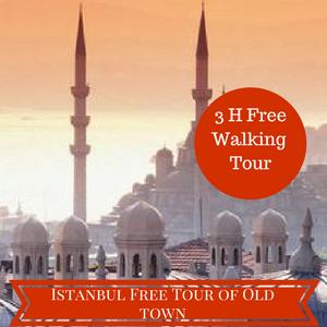 free istanbul walking tour